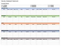 Travel Spreadsheet Excel Templates 32 Free Excel Spreadsheet Templates Smartsheet