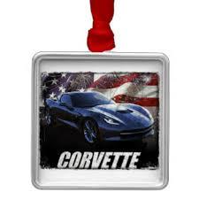 chevy corvette ornaments keepsake ornaments zazzle