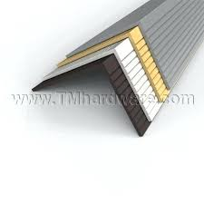 rubber stair nosing philippines high quality pvc stair nosing