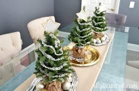 Tree Centerpiece Christmas Tree Centerpiece Fabulouslyfestive Diy Inspired
