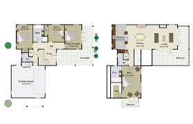 how to make blueprints for a house how to make a combination of modern home style with classic elements
