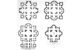 st peter u0027s basilica plans