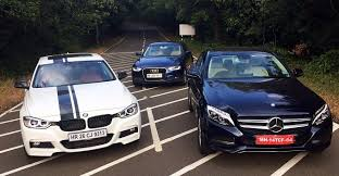 bmw 3 series or mercedes c class mercedes c class vs bmw 3 series vs audi a4 ndtv carandbike