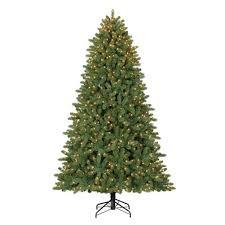 prelit christmas tree pre lit christmas trees