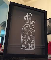 wine cork holder frame don u0027t keep things bottled up drink wine