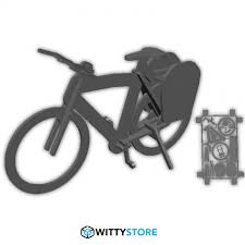 Bicycle Business Cards Touring Bike Business Card Wittystore