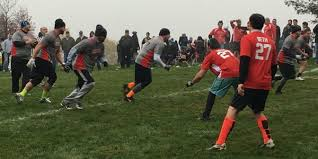 turkey bowl creates partnerships as 28th annual charity
