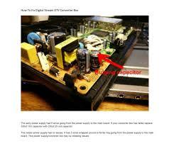 rca converter box problems