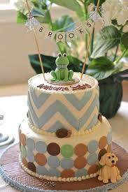 frog themed baby shower cakes baby shower decoration
