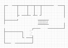 floor plan stairs how to draw stairs while drawing floorplan sevenedges