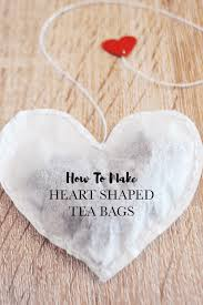 heart shaped tea bags how to make heart shaped tea bags heart shapes and board