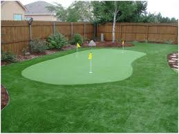 backyards mesmerizing houston texas backyard putting green