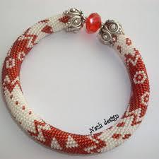 bracelet bead pattern images Best crochet bracelet patterns products on wanelo jpg