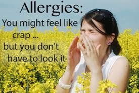 Watery Eyes Meme - hymas allergies may feel miserable but you don t have to look