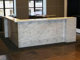 Granite Reception Desk Gallery Gta Countertops