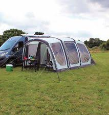 Vw T5 Campervan Awnings Outdoor Revolution Cayman Tail Driveaway Vw T4 T5 T6 Campervan