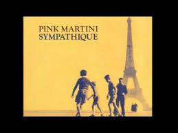 ma chambre a la forme d une cage เน อเพลง sympathique pink martini