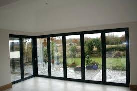 Patio Doors Ontario Bifold Exterior Doors Interior Exterior Doors Multi Sliding Glass