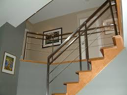 rambarde escalier design art inox design rampes en acier inoxydable alliage entre l
