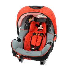 siege auto disney siège auto bébé disney 4 personnages groupe 0 de 0 à 13 kg