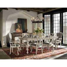 hooker furniture sanctuary 7 piece refectory trestle dining set hooker furniture sanctuary 7 piece refectory trestle dining set with spindle chairs hayneedle