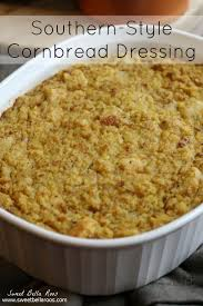 southern style cornbread dressing my grandmother s recipe