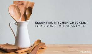 First Apartment by The Essential Items To Put On Your First Apartment Kitchen