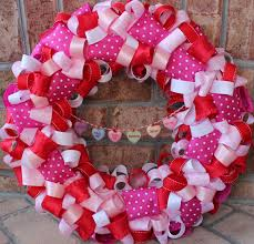 ribbon wreath s day ribbon wreath