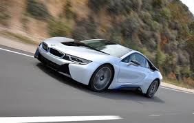 bmw i8 car bmw working on more powerful sportier i8 variant car and