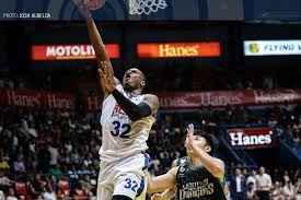 ABL Justin Brownlee torches Dragons in debut leads Alab to win