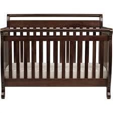 Walmart Convertible Cribs Davinci Emily 4 In 1 Convertible Crib Black Walmart