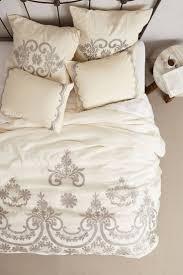 rosette bedding anthropologie home beds decoration