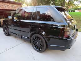 overfinch range rover sport rare cars for sale blograre cars for