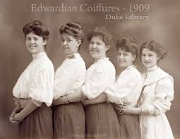 style hair styles for the ladies 1915 years 1911 1916