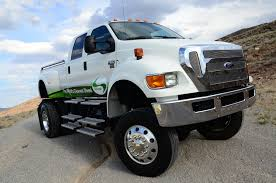 Ford F 250 Natural Gas Truck - showboat u2014this festive ford f 650 spotlights new fuel advanced