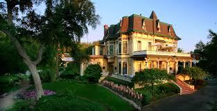 Bed And Breakfast Sonoma County Madrona Manor Healdsburg Hotel Restaurant In Healdsburg California