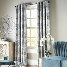 Tan And Blue Curtains Curtains Window Treatments Drapes U0026 Curtain Panels Pier 1 Imports