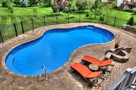 in ground pools goodall pools u0026 spas