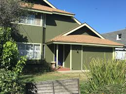 new siding trim and beautiful exterior paint for this los osos
