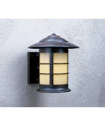 arroyo craftsman ns 9 newport 9 inch wide 1 light outdoor wall