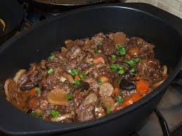 Chinese Root Vegetables - chinese braised oxtails with root vegetables recipe by joyce
