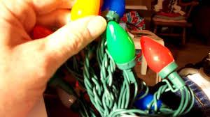 ge c 7 led 50 energy smart colorite light set christmas light