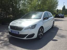 peugeot executive car peugeot 308 sw 2 0 bluehdi 180 gt eat bva stop start carventura