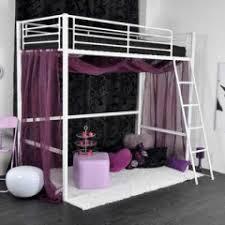 chambre mezzanine fille adolescent lit mezzanine déco pour les familles monoparentales