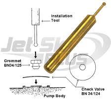 new carburetor needle seats u0026 tools for personal watercraft