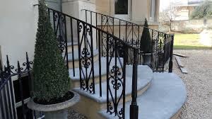 Handrail For Two Steps Handrails Ironart Of Bath