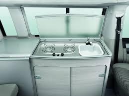 volkswagen california camper vw california camper has everything even the kitchen sink slashgear