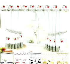 rideaux cuisine pas cher rideau cuisine pas cher trendy rideau cuisine et blanc