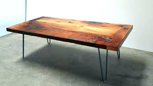 Barn Wood Coffee Table Salvaged Wood Table Legs 4wfilm Org