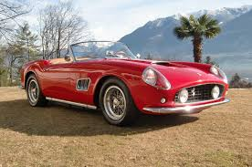 Ferrari California Vintage - welcome to sussex sports cars sales of classic cars by gerry